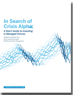 in search of crisis alpha a quick guide to managed futures